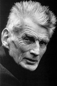 Samuel Beckett en bicicleta