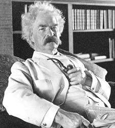 Mark Twain en San Francisco