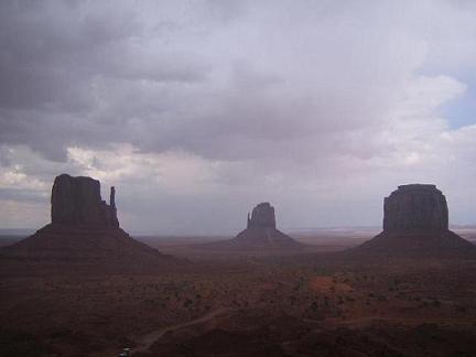 Territorio navajo, territorio Ford