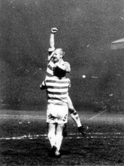 El escurridizo Jimmy Johnstone
