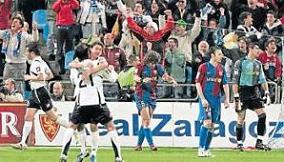El Zaragoza se atreve con todo