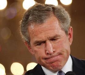 Bush pierde el invicto