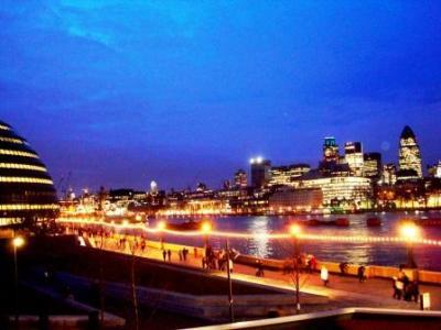La ciudad de la luz